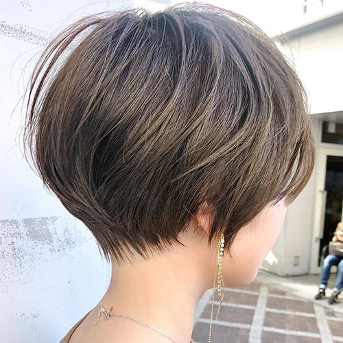 25 Short Hair Styles With Color That You Shouldn T Miss Trendy Short Hairstyles And Haircut Ideas